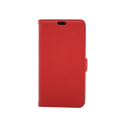Nokia 6.1 - Preklopna torbica (WLG) - rdeča