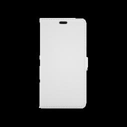 HTC Desire 12+ - Preklopna torbica (WLG) - bela