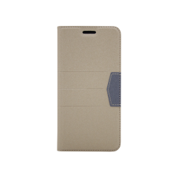 Samsung Galaxy A6 (2018) - Preklopna torbica (47G) - bež