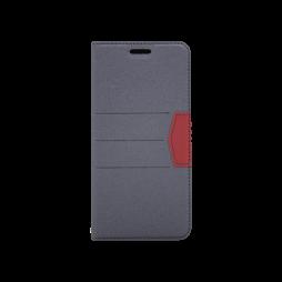 Samsung Galaxy A6 (2018) - Preklopna torbica (47G) - črna