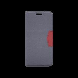 Samsung Galaxy J6 (2018) - Preklopna torbica (47G) - črna