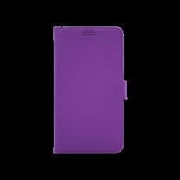 Huawei Honor 10 - Preklopna torbica (WLG) - vijolična