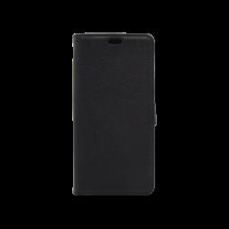 HTC U12+ - Preklopna torbica (WLG) - črna
