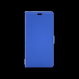 HTC U12+ - Preklopna torbica (WLG) - modra