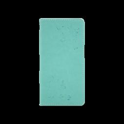 Samsung Galaxy A6+ (2018) - Preklopna torbica (WLGO-Butterfly) - zelena
