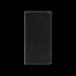 Samsung Galaxy J6 - Preklopna torbica (WLGO-Butterfly) - črna