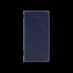 Samsung Galaxy J6 - Preklopna torbica (WLGO-Butterfly) - modra