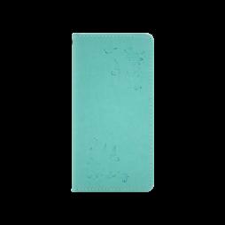 Samsung Galaxy J6 - Preklopna torbica (WLGO-Butterfly) - zelena
