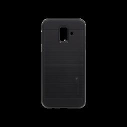 Samsung Galaxy A6 (2018) - Gumiran ovitek (ARM-01) - črn