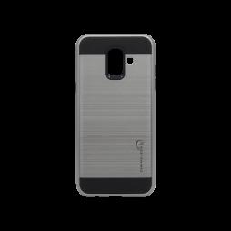 Samsung Galaxy A6 (2018) - Gumiran ovitek (ARM-01) - siv