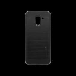 Samsung Galaxy J6 - Gumiran ovitek (ARM-01) - črn