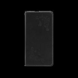 Huawei P20 Pro - Preklopna torbica (WLGO-Butterfly) - črna