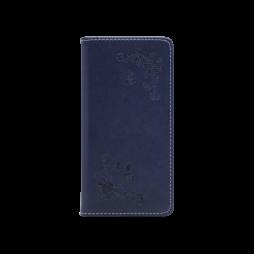 Huawei P20 Pro - Preklopna torbica (WLGO-Butterfly) - modra