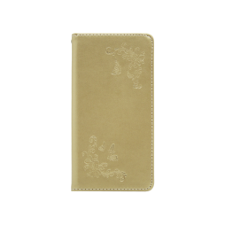 Huawei P20 Pro - Preklopna torbica (WLGO-Butterfly) - zlata