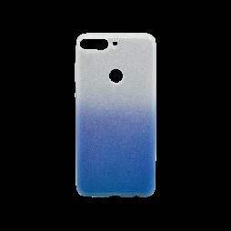 Huawei Y7 Prime (2018) - Gumiran ovitek (TPUB) - modra