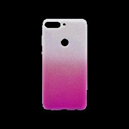 Huawei Y7 Prime (2018) - Gumiran ovitek (TPUB) - roza