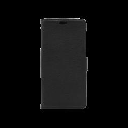 Huawei Y7 Prime (2018) - Preklopna torbica (WLG) - črna