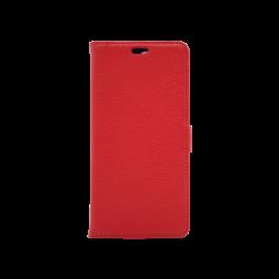 Huawei Y7 Prime (2018) - Preklopna torbica (WLG) - rdeča