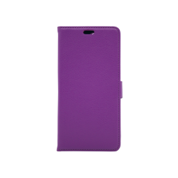 Huawei Y7 Prime (2018) - Preklopna torbica (WLG) - vijolična
