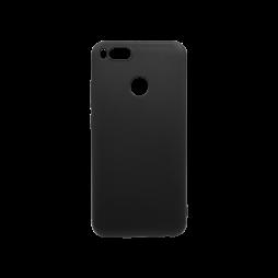 Xiaomi Mi A1 - Gumiran ovitek (TPU) - črn MATT