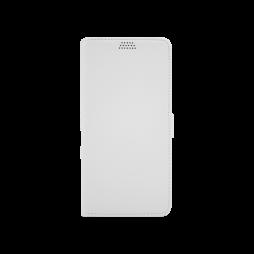Samsung Galaxy Note 9 - Preklopna torbica (WLG) - bela