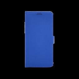 Samsung Galaxy Note 9 - Preklopna torbica (WLG) - modra
