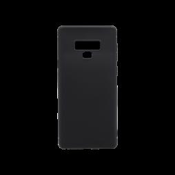 Samsung Galaxy Note 9 - Gumiran ovitek (TPU) - črn MATT