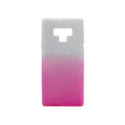 Samsung Galaxy Note 9 - Gumiran ovitek (TPUB) - roza