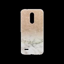 LG K10 (2018) / K11 - Gumiran ovitek (TPUP) - Marble 2