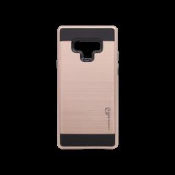 Samsung N960 Galaxy Note 9 - Gumiran ovitek (ARM-01) - roza-zlat