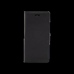 Nokia 3.1 - Preklopna torbica (WLG) - črna