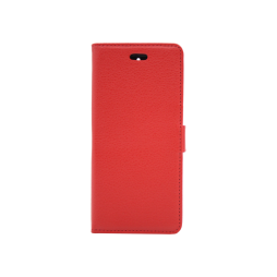 Nokia 3.1 - Preklopna torbica (WLG) - rdeča