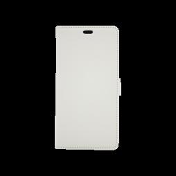 Nokia 7 Plus - Preklopna torbica (WLG) - bela
