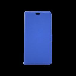Nokia 7 Plus - Preklopna torbica (WLG) - modra