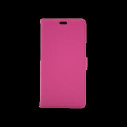 Nokia 7 Plus - Preklopna torbica (WLG) - roza