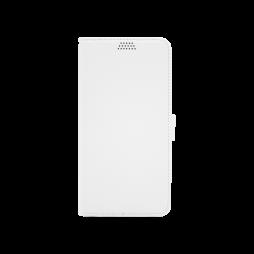 Huawei Mate 20 Lite - Preklopna torbica (WLG) - bela