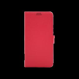 Huawei Mate 20 Lite - Preklopna torbica (WLG) - rdeča