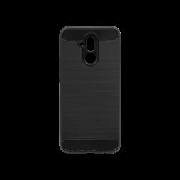 Huawei Mate 20 Lite - Gumiran ovitek (TPU) - črn A-Type