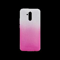 Huawei Mate 20 Lite - Gumiran ovitek (TPUB) - roza