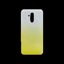Huawei Mate 20 Lite - Gumiran ovitek (TPUB) - rumena