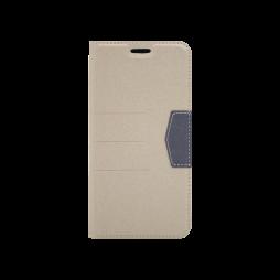 Apple iPhone XR - Preklopna torbica (47G) - bež