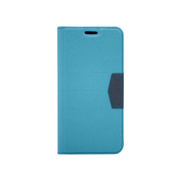Apple iPhone XS Max - Preklopna torbica (47G) - turkizna