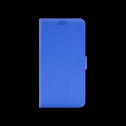 Apple iPhone XR - Preklopna torbica (WLG) - modra