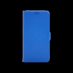 Apple iPhone XS Max - Preklopna torbica (WLG) - modra