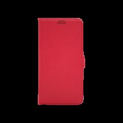 Apple iPhone XS Max - Preklopna torbica (WLG) - rdeča