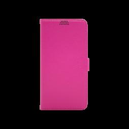 Apple iPhone XS Max - Preklopna torbica (WLG) - roza
