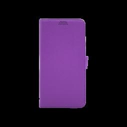 Apple iPhone XS Max - Preklopna torbica (WLG) - vijolična