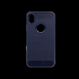Apple iPhone XR - Gumiran ovitek (TPU) - moder A-Type