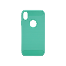 Apple iPhone XR - Gumiran ovitek (TPU) - zelen A-Type