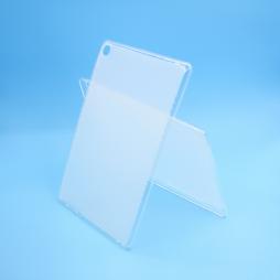 "Huawei MediaPad M5 10"" - Gumiran ovitek (TPUA) - prosojen"